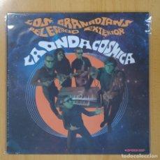 Discos de vinilo: LOS GRANADIANS DEL ESPACIO EXTERIOR - LA ONDA COSMICA - LP. Lote 288530518