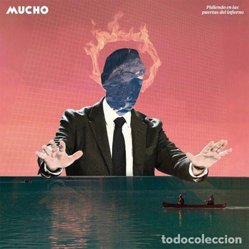 LP MUCHO PIDIENDO EN LAS PUERTAS DEL INFIERNO VINILO (Música - Discos - LP Vinilo - Grupos Españoles de los 90 a la actualidad)