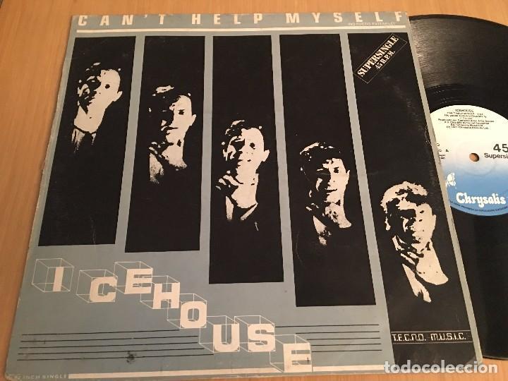 ICEHOUSE - CAN´T HELP MYSELF - EP VINYL 45 RPM SUPERSINGLE - 1981 ED SPAIN - ( TECNO ELECTRO MUSIC ) (Música - Discos de Vinilo - EPs - Electrónica, Avantgarde y Experimental)