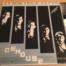 Discos de vinilo: ICEHOUSE - CAN´T HELP MYSELF - EP VINYL 45 RPM SUPERSINGLE - 1981 ED SPAIN - ( TECNO ELECTRO MUSIC ). Lote 82336400