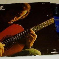 Discos de vinilo: VÍCTOR MONGE SERRANITO LP 1976 COLUMBIA + DOBLE PORTADA. Lote 82339988