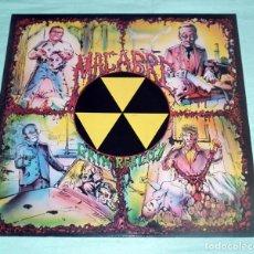 Discos de vinilo: MACABRE - GRIM REALITY. Lote 82340912