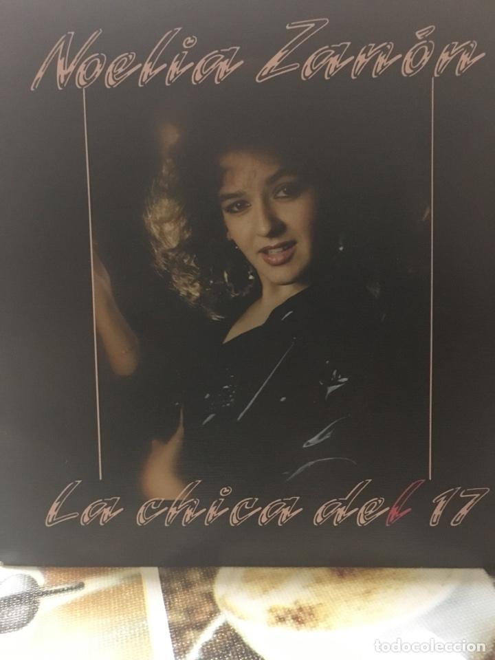 NOELIA ZARRON-LA CHICA DEL 17-1990-PROMO NUEVO-EP (Música - Discos de Vinilo - EPs - Solistas Españoles de los 70 a la actualidad)