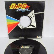 Disques de vinyle: EASY GOING - BABY I LOVEYOU + SUZEI Q - MAXI - PRISMA 1979 USA RARE. Lote 82358564