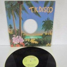 Disques de vinyle: FANTASYA / PEGGY SANTIGLIA - SWEET CITY RHYTM SUMMER IN THE CITY - MAXI - TK 1978 USA. Lote 82360452