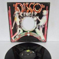 Disques de vinyle: ATHEMS - C'MON DANCE THE NIGHT AWAY - MAXI 2 VERSIONES - RCA VICTOR 1978 USA. Lote 82360556