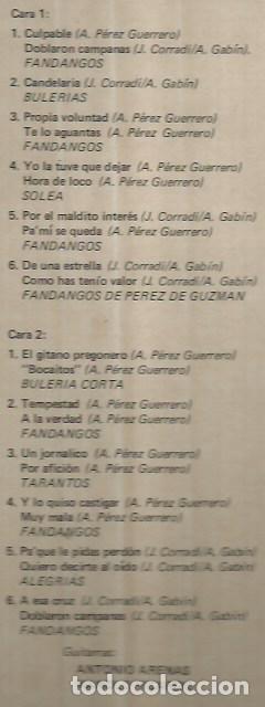 Discos de vinilo: TALEGON LP SELLO PHILIPS AÑO 1973 EDITADO EN ESPAÑA - Foto 2 - 82361116