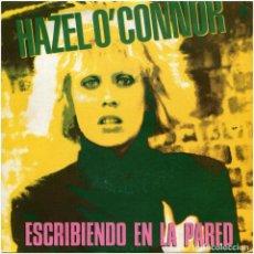 Discos de vinilo: HAZEL O'CONNOR – ESCRIBIENDO EN LA PARED - SG PROMO SPAIN 1980 - A&M RECORDS AMS-7688. Lote 82374660