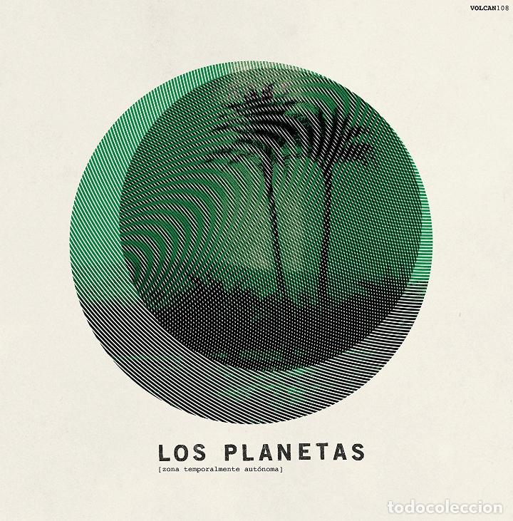 2LP LOS PLANETAS ZONA TEMPORALMENTE AUTONOMA VINILOS BLANCOS (Música - Discos - LP Vinilo - Grupos Españoles de los 90 a la actualidad)