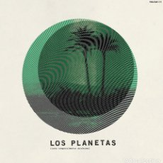 Discos de vinilo: 2LP LOS PLANETAS ZONA TEMPORALMENTE AUTONOMA VINILOS NEGROS. Lote 127768691
