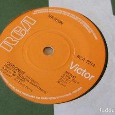 Discos de vinilo: NILSSON - THE MOONBEAM SONG + COCONUT - RCA 1972 ENGLAND. Lote 82447844