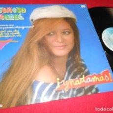 Discos de vinilo: TERESA RABAL ¡YNADAMAS! LP 1986 FONOMUSIC EDICION ESPAÑOLA SPAIN. Lote 82465704