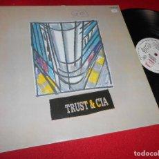 Discos de vinil: TRUST&CIA NO OIGAS ESTA CANCION/CON GAFAS VOY GAFADO/+2 MX 12'' 1986 ZAFIRO PROMO ESPAÑA SPAIN. Lote 82468968