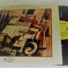 Discos de vinilo: MIKE HANKINSON & SINTETIZADOR ?– CLÁSICO: BACH / SCARLATTI / MOZART / BEETH LP 1976 COMMAND. Lote 82474300