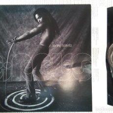 Discos de vinilo: LENNY KRAVITZ - '' CIRCUS '' LP + INNER ORIGINAL UK 1995. Lote 40043298