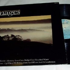 Discos de vinilo: IMAGES - 18 BEAUTIFUL INSTRUMENTALS LP 1983 K-TCL INTERNATIONAL. Lote 82482984