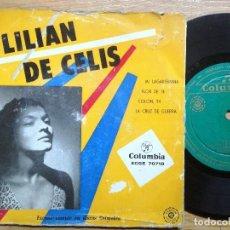 Discos de vinilo: LILIAN DE CELIS . Lote 82487584