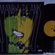 Discos de vinilo: AMANDA BLANK - '' I LOVE YOU '' 2 LP 2009 USA. Lote 28390748