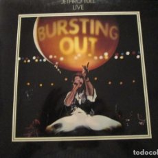 Discos de vinilo: JETHRO TULL LIVE. Lote 82499216