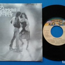 Discos de vinilo: DONNA SUMMER - BAD GIRL + ON MY HONOR - SINGLE VINILO - CASABLANCA 1979. Lote 82499672