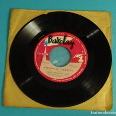 Discos de vinilo: CARBONERILLO DE JEREZ. NINA BITORIA. SORTIJA DE ORO.ANTONIO VARGAS. BARCLAY. Lote 82503052