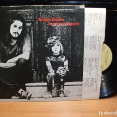 Discos de vinilo: JUAN CARLOS BAGLIETTO TIEMPOS DIFICILES LP SPAIN 1982 PDELUXE. Lote 82513380