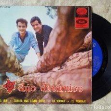 Discos de vinilo: EP DEL DUO DINAMICO ''EL OLE''+3-1965---(REF-1AC) . Lote 82549304