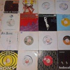 Discos de vinilo: LOTE DE SINGLES TRANCE, DANCE, PRINCIPIOS DE LOS 90, MUY BUEN ESTADO, PROMOCIONALES 40 PRINCIPALES. Lote 82615972
