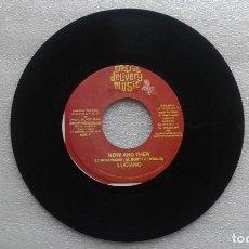 Discos de vinilo: LUCIANO & ALPHEUS - NOW AND THEM / YOU GOT LOVE SINGLE 2004 EDICION FRANCESA. Lote 203978516