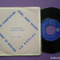 Discos de vinilo: ORQUESTA FANTASIA Y NARBO - POR COMPASION (RUMBA GITANA)+3 - EP BCD 1971 // J.POCOVI. Lote 82706316