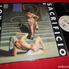 Discos de vinilo: ARIEL ROT SACRIFICIO/DUERME EN PAZ MX 12'' 1985 ZAFIRO PROMO EDICION ESPAÑOLA SPAIN. Lote 82717672