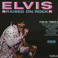 Discos de vinilo: ELVIS PRESLEY. LP. SELLO RCA-VICTOR. EDITADO EN ESPAÑA. AÑO 1974. Lote 82727384