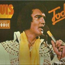 Discos de vinilo: ELVIS PRESLEY. LP. SELLO RCA-VICTOR. EDITADO EN ESPAÑA. AÑO 1975. Lote 82728136