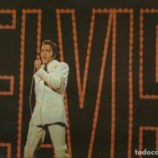 Discos de vinilo: ELVIS PRESLEY. LP. SELLO RCA-LINEATRES. EDITADO EN ESPAÑA. AÑO 1987. Lote 82729480