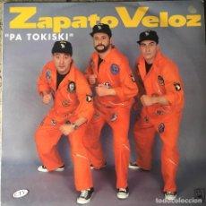 Discos de vinilo: ZAPATO VELOZ - PA TOKISKI . 1993 HORUS . Lote 82748972