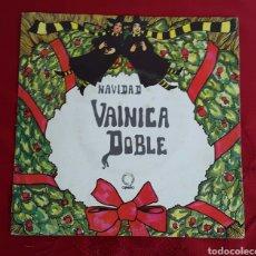 Discos de vinilo: VAINICA DOBLE NAVIDAD OPALO 1972. Lote 82754296