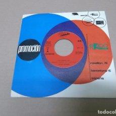 Discos de vinilo: LITTLE RICHARD (SN) TUTTI FRUTTI / LUCILLE AÑO 1970 – EDICION PROMOCIONAL. Lote 82765652