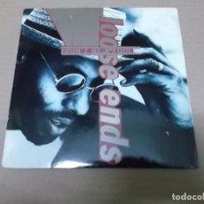 Discos de vinilo: LOOSE ENDS (SN) DON'T BE A SOUL AÑO 1990. Lote 82767292
