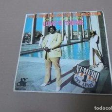 Discos de vinilo: THE LOVE UNLIMITED ORCHESTRA (SN) LOVE'S THEME AÑO 1974. Lote 82770016