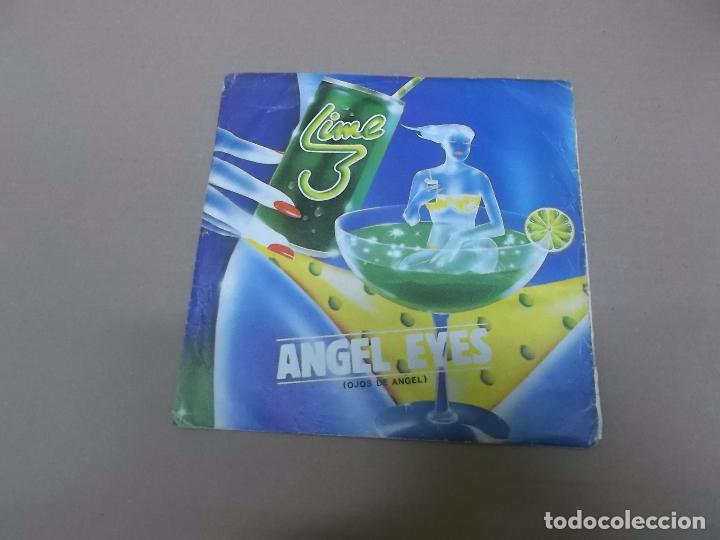 Lime (sn) angel eyes año 1983 - Sold through Direct Sale