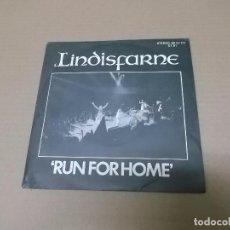 Discos de vinilo: LINDISFARNE (SN) RUN FOR HOME AÑO 1978. Lote 82785072