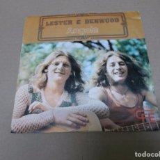 Discos de vinilo: LESTER & DENWOOD (SN) ANGELA AÑO 1975 - PROMOCIONAL. Lote 82785508
