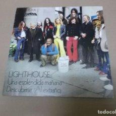 Discos de vinilo: LIGHTHOUSE (SN) ONE FINE MORNING AÑO 1972. Lote 82785644
