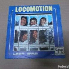 Discos de vinilo: LOCOMOTION (SN) LEFT SIDE AÑO 1974 - PROMOCIONAL. Lote 82785984