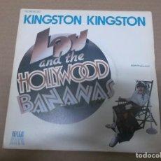 Discos de vinilo: LOU AND THE HOLLYWOOD BANANAS (SN) KINGSTON, KINGSTON AÑO 1979 - PROMOCIONAL. Lote 82786328