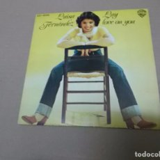 Discos de vinilo: LUISA FERNANDEZ (SN) LAY LOVE ON YOU AÑO 1977. Lote 82786828