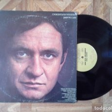 Discos de vinilo: JOHNNY CASH ?– UNDERSTAND YOUR MAN - LP USA 1971 - CARPETA VG VINILO VG+. Lote 82858492