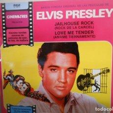 Discos de vinilo: ELVIS PRESLEY. Lote 82865996