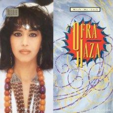 Discos de vinilo: OFRA HAZA - WISH ME LUCK . 1989 WEA . Lote 82924660