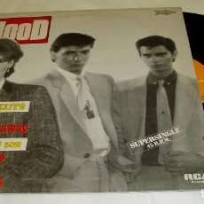 Discos de vinilo: MOOD, THE - PARIS IS ONE DAY AWAY - MX, RCA, 1982.. Lote 82924712